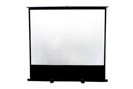 82 inch Pull-Up Projector Screen Hire Melbourne | Craig Williams Promotions