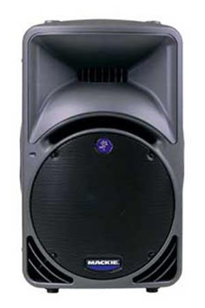 15 in 400W Powered Speaker Hire - Craig Williams Promotions