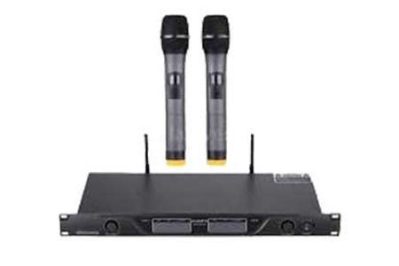 Dual Wireless Microphones System Hire | Craig Williams Promotions