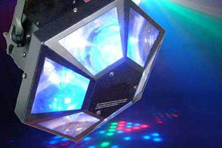 Hexaled LED Party Light Hire Melbourne | Craig Williams Promotions