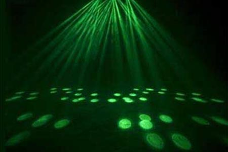 LED Beam Show Light Hire Melbourne | Craig Williams Promotions