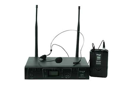 Wireless Headset Microphone System Hire | Craig Williams Promotions